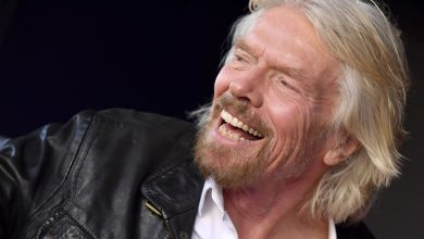 Photo of Sir Richard Branson – A Key Business Figure