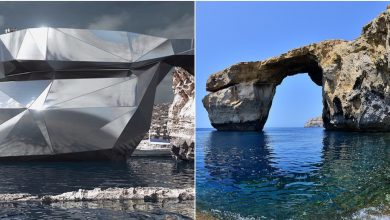 Photo of The Azure Window