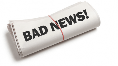 Photo of Bad News Travels Faster