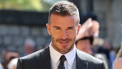 Photo of David Beckham_THE Football Legend