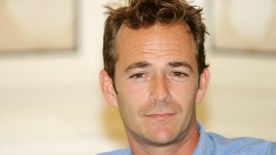 Photo of Luke Perry – You will be Missed