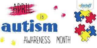 Photo of April is Autism Awareness Month