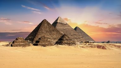 Photo of 3 things you do not know about the Pyramids of Egypt