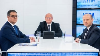 Photo of The First Debate – Joseph Muscat vs Adrian Delia