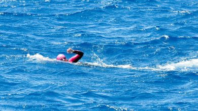 Photo of Did Michelle Muscat Really Swim 14 Kilometres?
