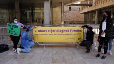 Photo of Abortion to become legal in Malta?