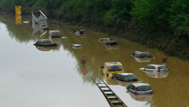 Photo of The Floods Disaster in Germany